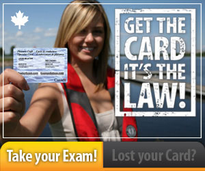 Pleasure craft licence form for that